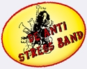Optreden Anti Stress Band in Café vd Geest.