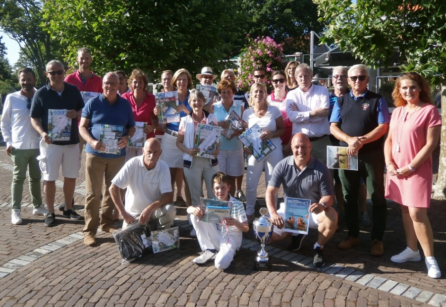 Geweldige 3e editie Travel XL / Club Med Golfdag.