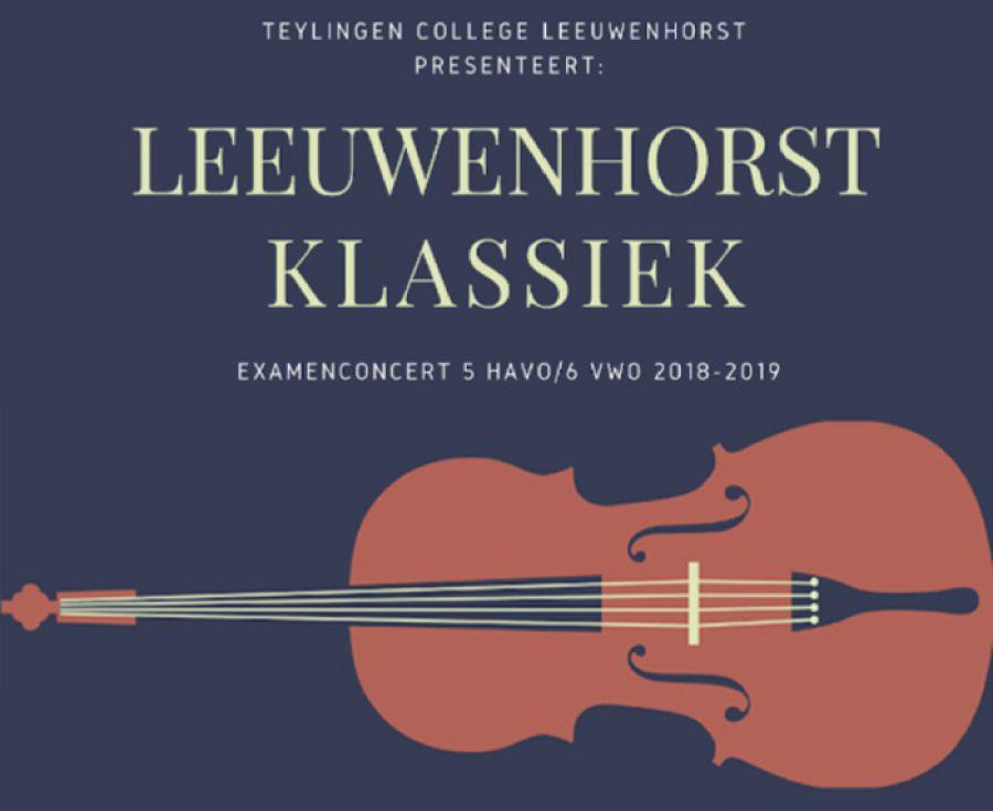 Teylingen College Leeuwenhorst gaat Klassiek.