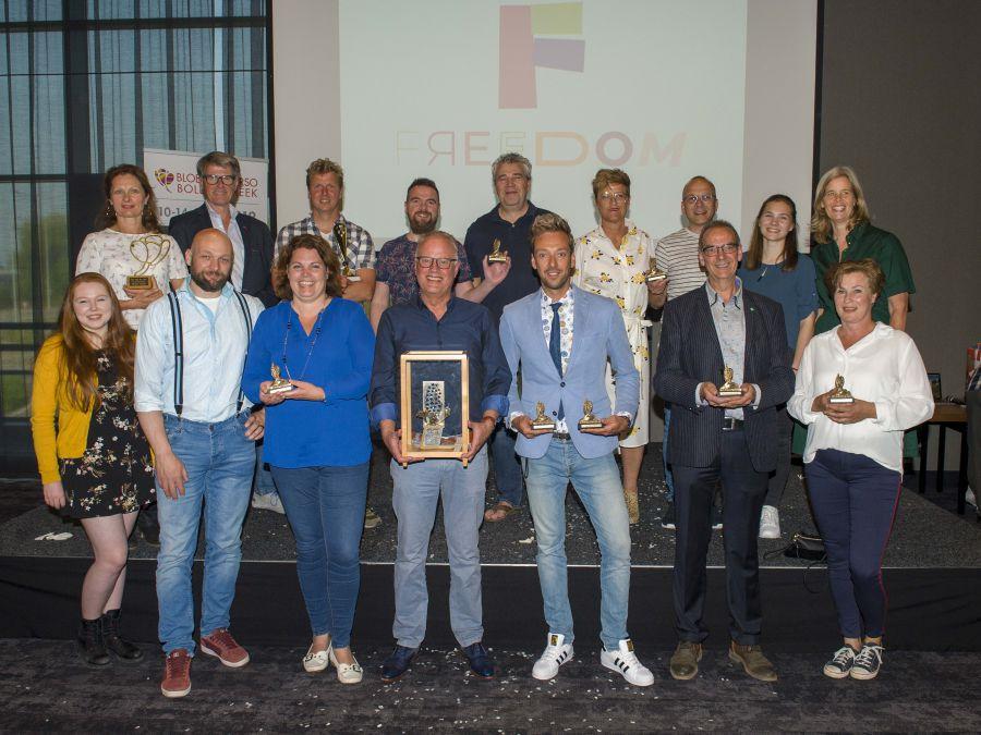 f0b36987583 Stichting Bloemencorso Bollenstreek reikt corsoprijzen 2019 uit en maakt  thema 2020 bekend.