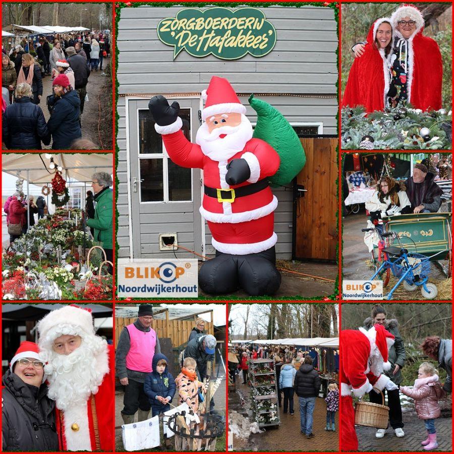 Boeren Kerstmarkt bij Zorgboerderij de Hafakker.
